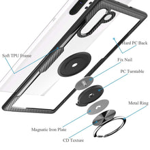 Load image into Gallery viewer, 2020 Ultra Thin 4 in 1 Premium Nanotech Impact Case For Samsung Note10