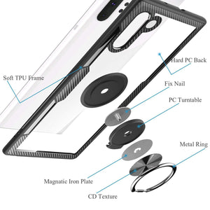 2020 Ultra Thin 4 in 1 Premium Nanotech Impact Case For Samsung Note10