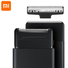 Load image into Gallery viewer, Original Xiaomi Super Thin  Waterproof  Electric Shaver  Rechargeable
