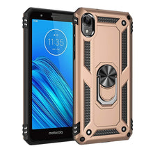 Load image into Gallery viewer, 2020 Luxury Armor Ring Bracket Phone case For MOTO E6&E6Plus-Fast Delivery