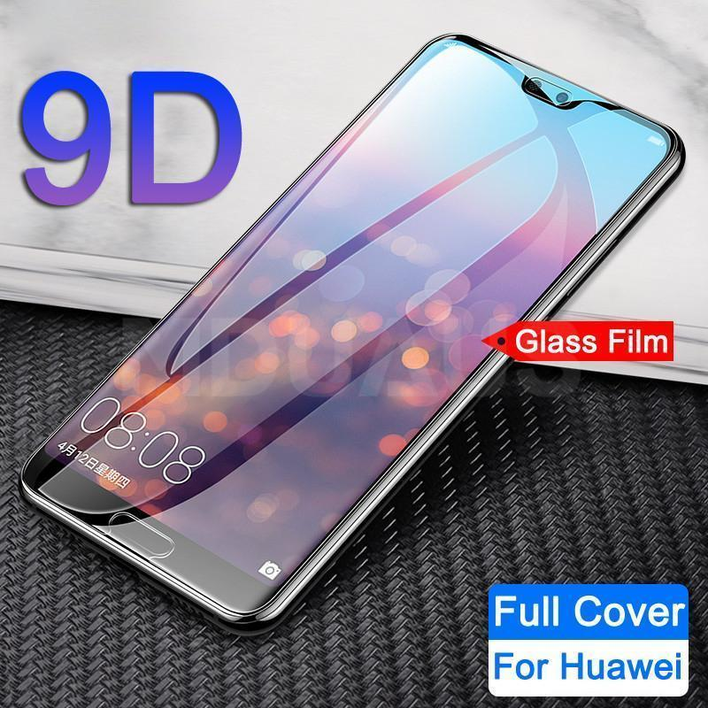 Full Curved  Tempered Glass For Huawei P20 Series& Nova 3E