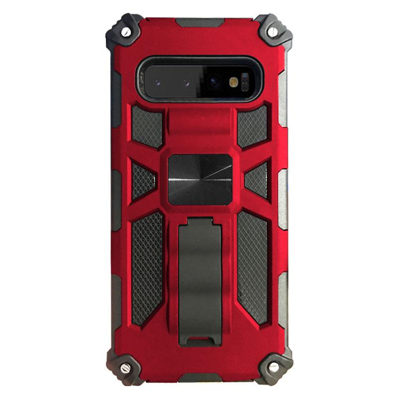 Luxury Armor Shockproof With Ring Kickstand  For SAMSUNG  S Series