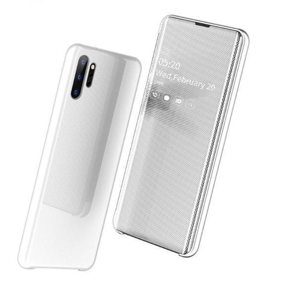 2020 Updated Smart Clear View Cover Case For Samsung Galaxy Note