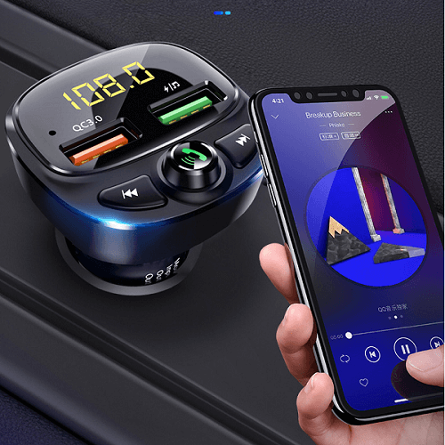 Car Converter- Make Your Car Play Bluetooth Easily