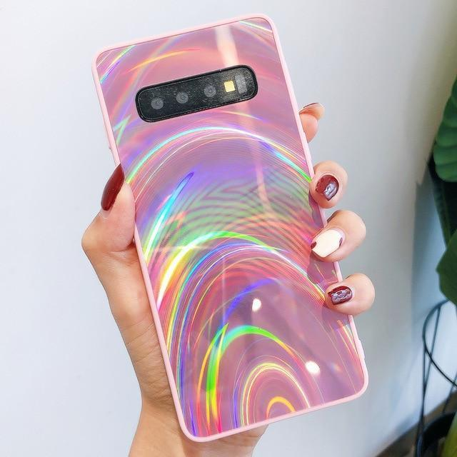 HOLO Holographic Phone Case -  Samsung