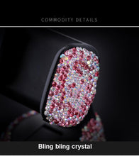 Load image into Gallery viewer, Car Phone Holder With Crystal Rhinestones