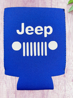 Jeep Can Koozie