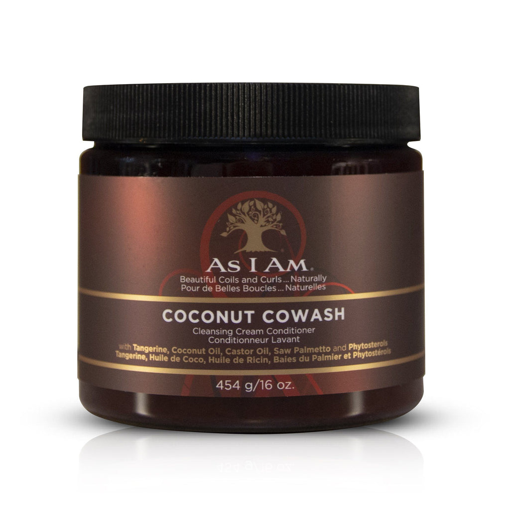 As I Am Coconut CoWash 16oz Shampoos As I Am