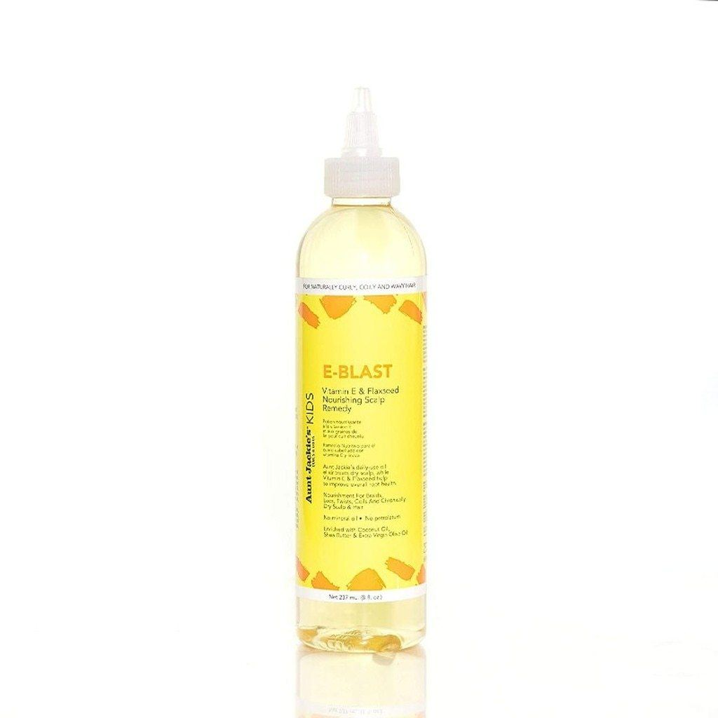 Aunt Jackie's Vitamin E And Flaxseed Scalp Remedy For Kids Children's Products Aunt Jackie's