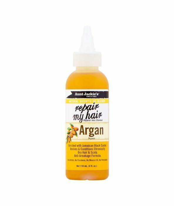 Aunt Jackie's Repair My Hair - Argan Oil Oils Aunt Jackie's