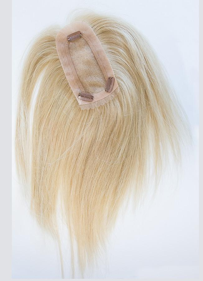 Barely There Human Hair Topper Toppers New Image