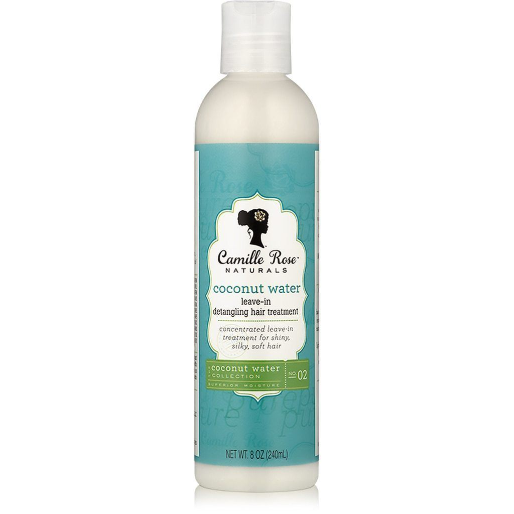 Camille Rose Coconut Water Leave-in Treatment Leave-in Conditioners Camille Rose