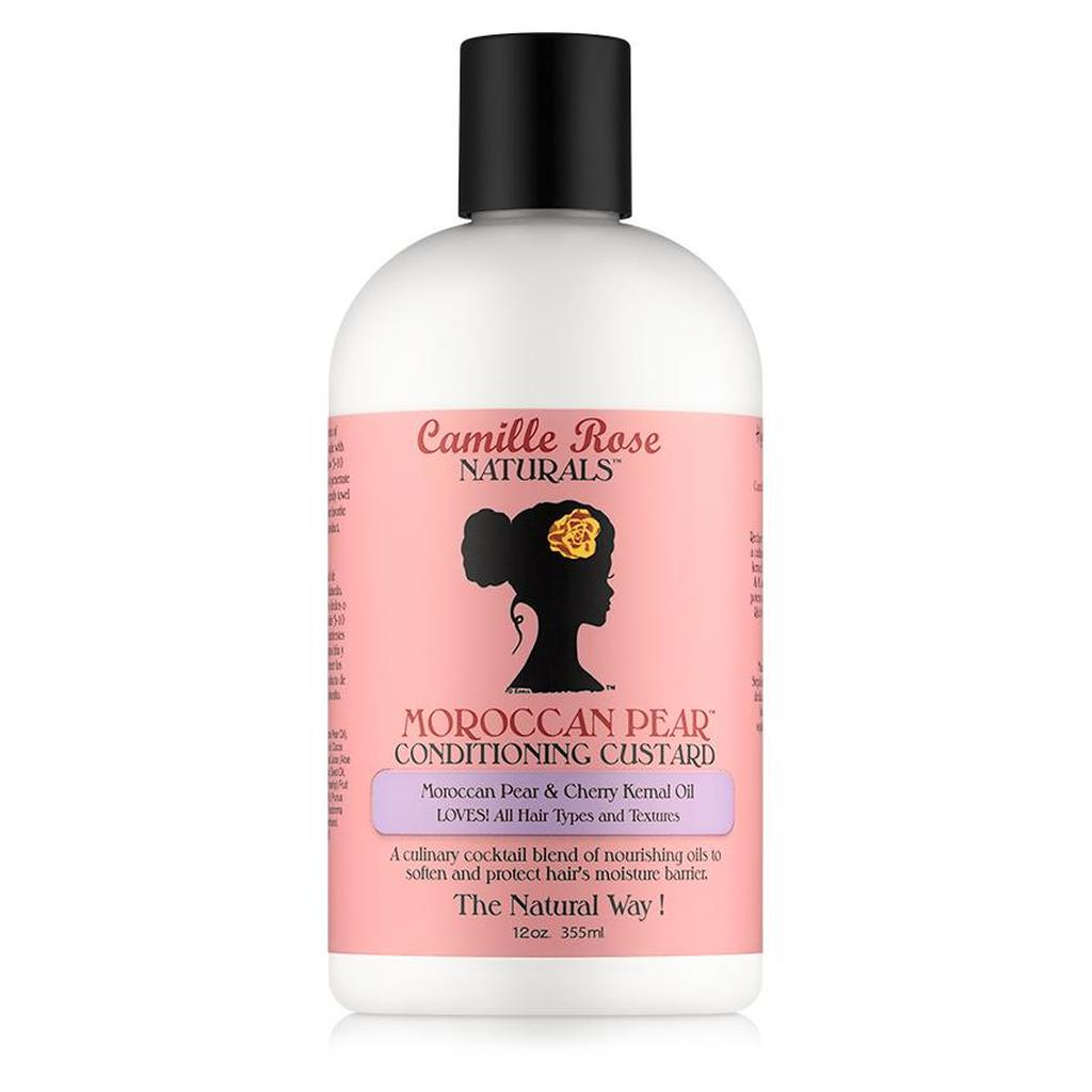 Camille Rose Moroccan Pear Conditioning Custard Conditioners & Deep Conditioners Camille Rose