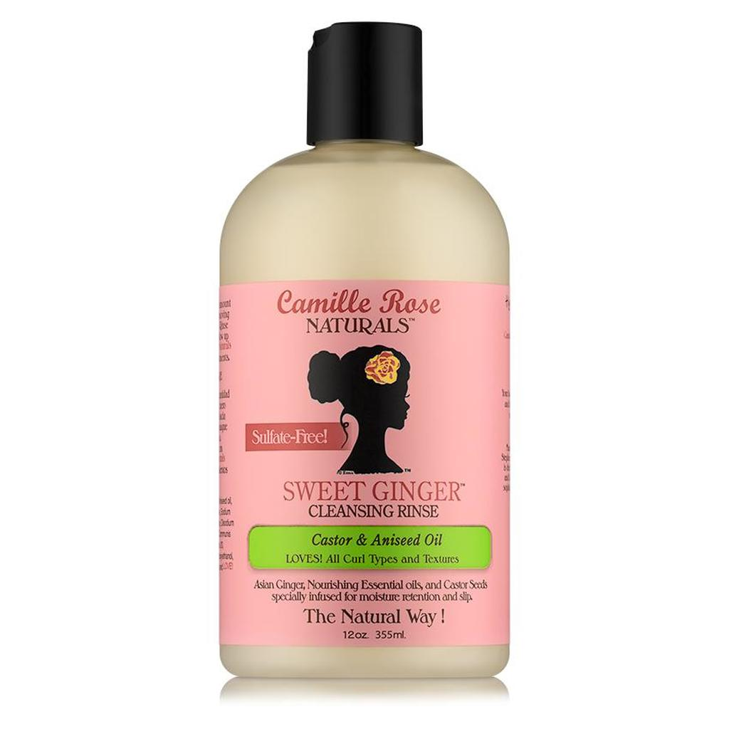 Camille Rose Sweet Ginger Cleansing Rinse Shampoos Camille Rose