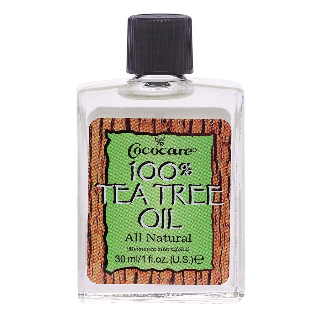 Cococare 100% Tea Tree Oil Oils Cococare