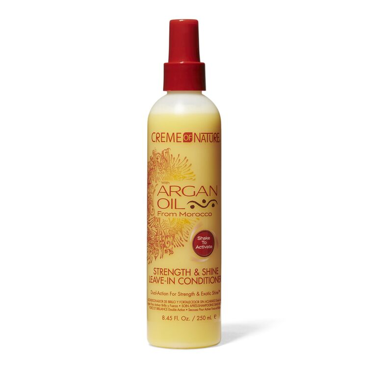 Creme of Nature Argan Oil Strength & Shine Leave-in Conditioner Leave-in Conditioners Creme of Nature