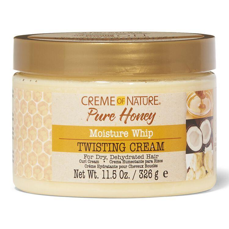 Creme of Nature Pure Honey Moisturizing Dry Defense Twisting Cream Beauty Club Outlet