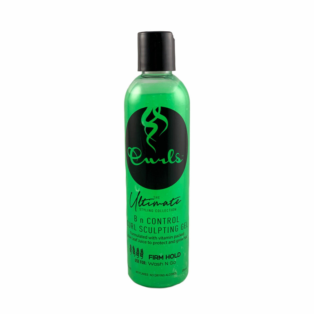 Curls Ultimate Styling Collection B N Control Curl Sculpting Gel Curl Definers Curls
