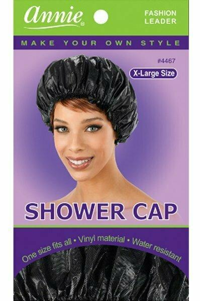 Double Lined Shower Cap (Extra Large) Accessories Annie