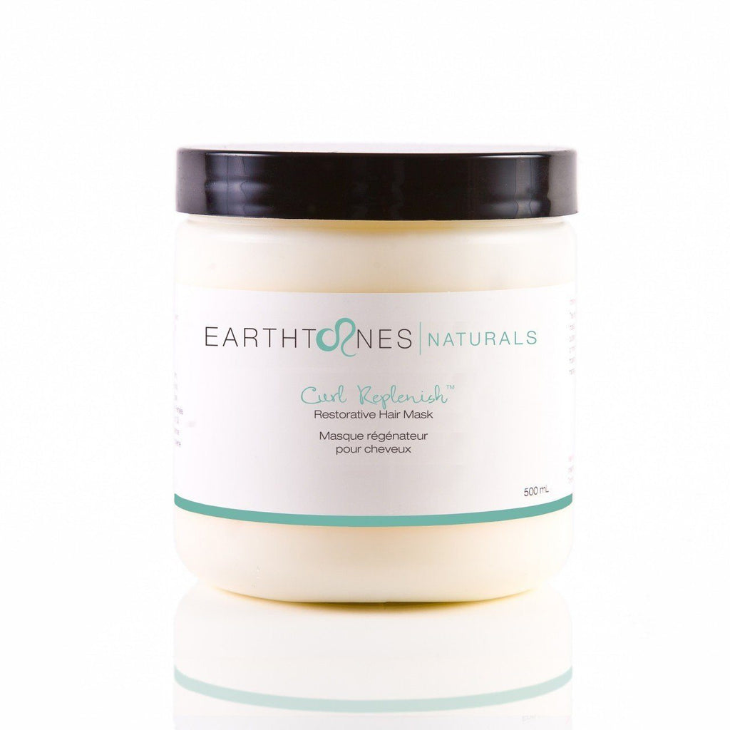 Earthtones Naturals Curl Replenish Restorative Hair Mask Masques Earthtones Naturals