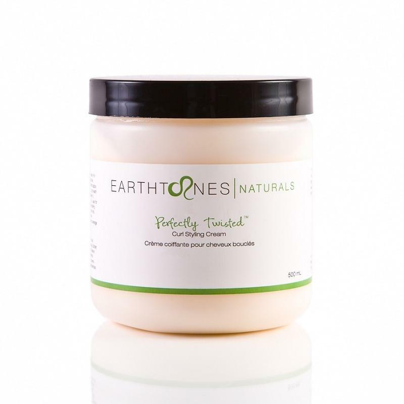 Earthtones Naturals Perfectly Twisted Curl Styling Cream Curl Definers Earthtones Naturals