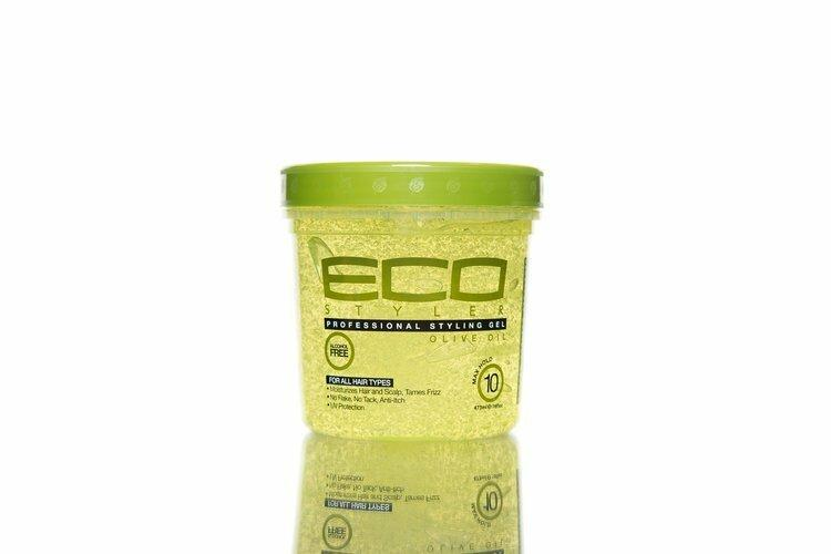 Ecoco Eco Style Olive Oil Gel Styling & Holding Products Ecoco