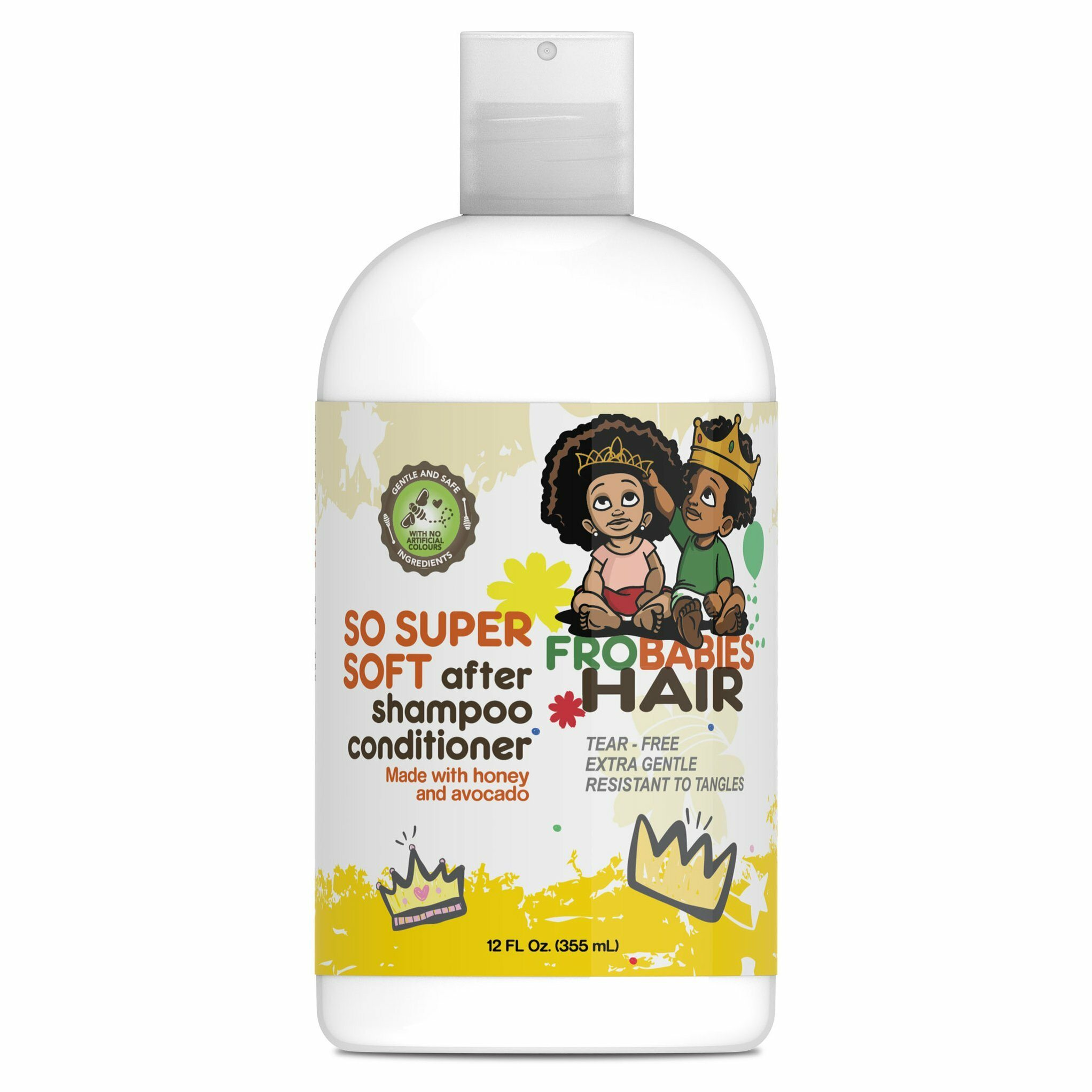 Fro Babies So Super Soft After Shampoo Conditioner Children's Products Fro Babies