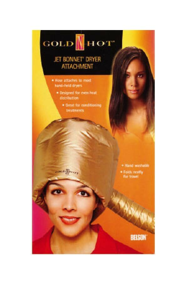 Gold 'n Hot Hooded Dryer Styling & Conditioning Tools Gold 'n Hot