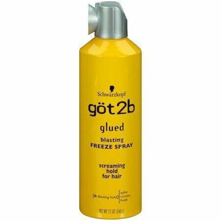 Got2b Glued Blasting Freeze Hairspray, 12 Ounce Styling & Holding Products Got 2 B