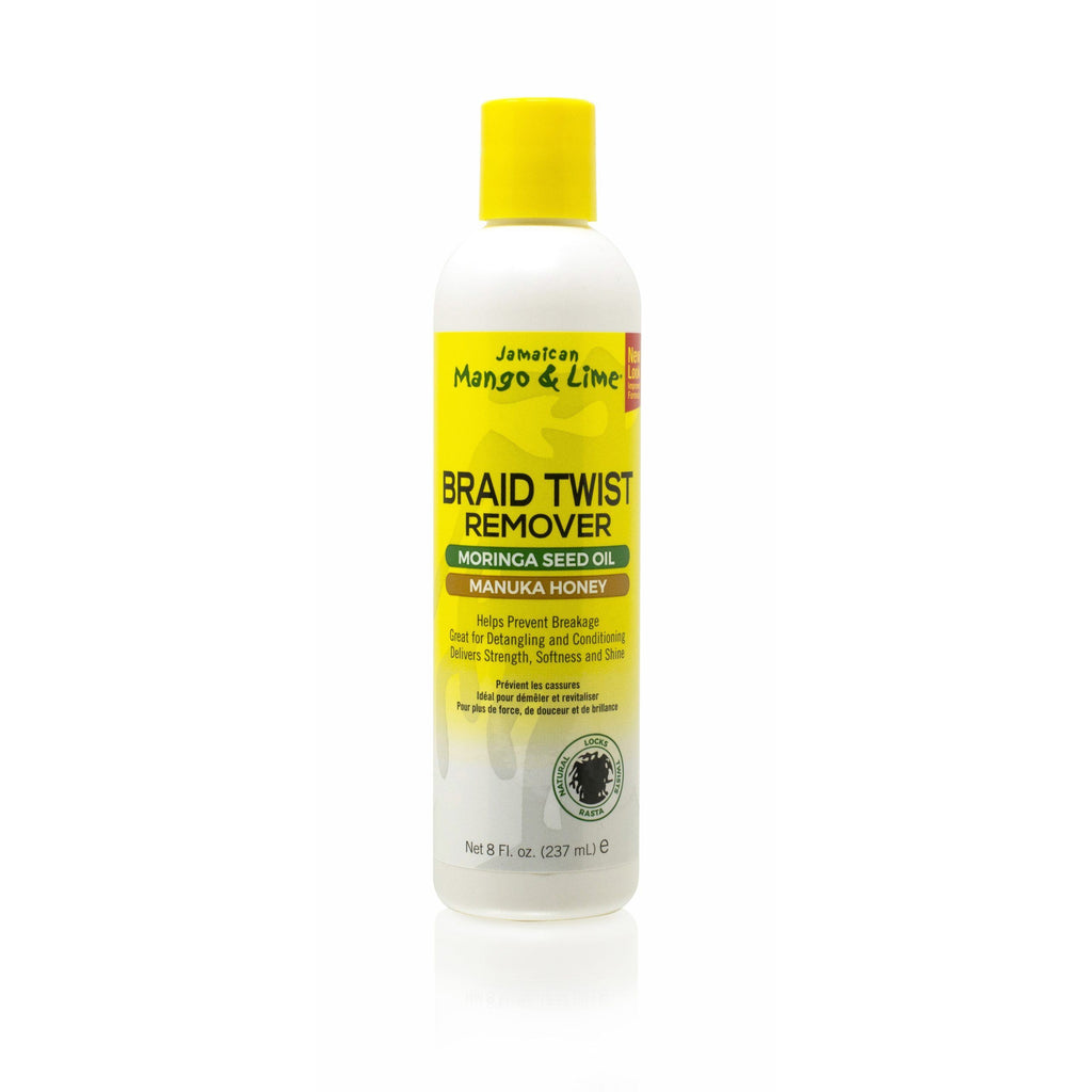 Jamaican Mango & Lime Braid Twist Remover 8 oz Leave-in Conditioners Jamaican Mango & Lime