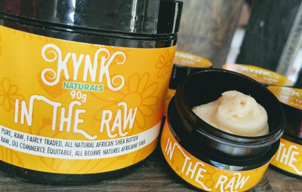 Kynk Naturals In the Raw - Shea Butter Cream Skin Care Kynk Naturals