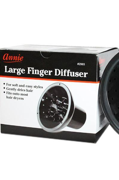 Large Diffuser Head Styling & Conditioning Tools Annie