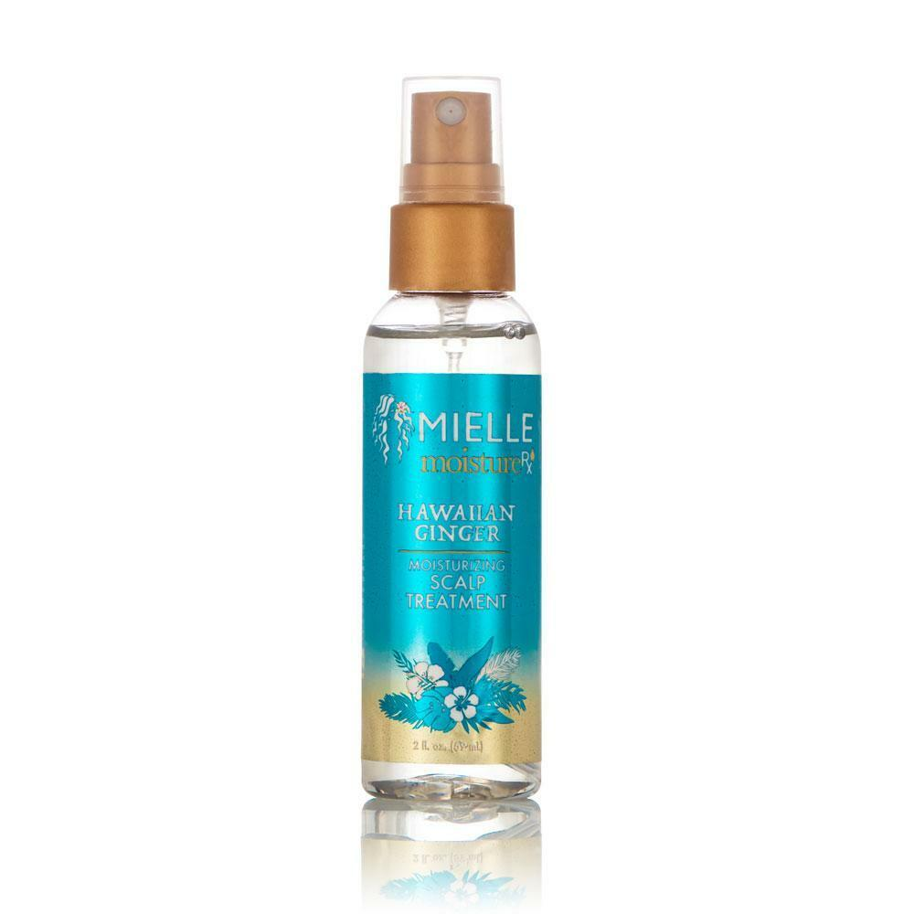 Mielle Organics Moisture RX Hawaiian Ginger Moisturizing Scalp Treatment Treatments Mielle Organics