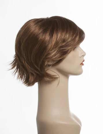 New Image Synthetic Wig Sophia Wigs New Image Wigs 20/4/5 Java Frost