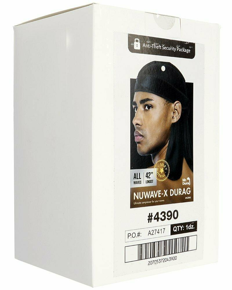 Nuwave - X Silky Durag Accessories Mr Durag