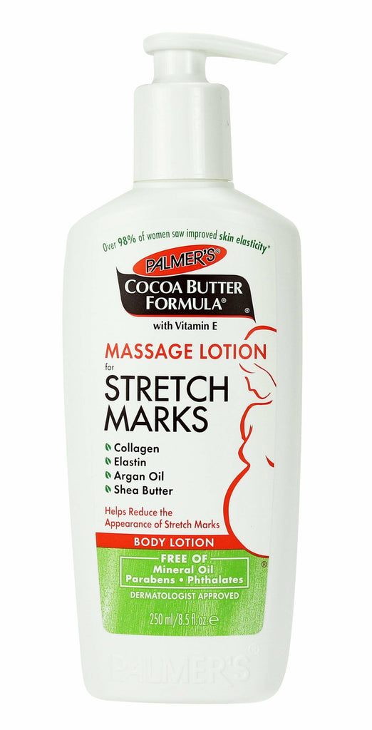 Palmers Cocoa Butter Formula Massage Lotion For Stretch Marks Lotion, 5.5 fl oz tube Skin Care Palmers