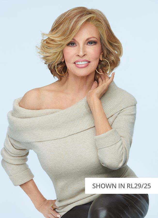 Raquel Welch Heat-Friendly Synthetic Wig Flirt Alert Wigs Raquel Welch