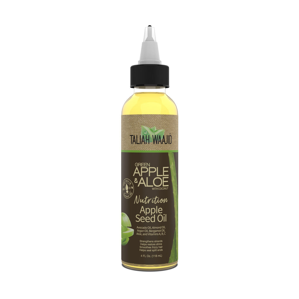 Taliah Waajid Green Apple and Aloe Apple Seed Oil Oils Taliah Waajiid