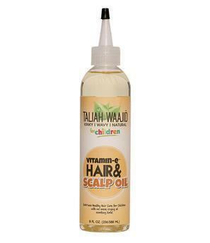 Taliah Waajid Hair & Scalp Oil With Vitamin-E 8oz Children's Products Taliah Waajiid