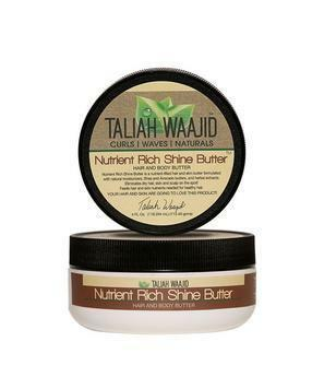Taliah Waajid Nutrient Rich Shine Butter - 4oz Skin Care Taliah Waajiid