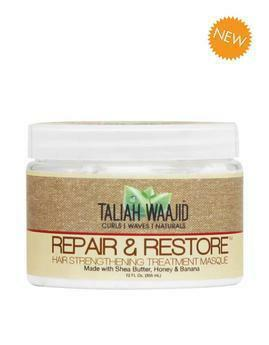 Taliah Waajid Repair & Restore Hair Strengthening Masque 12oz Masques Taliah Waajiid