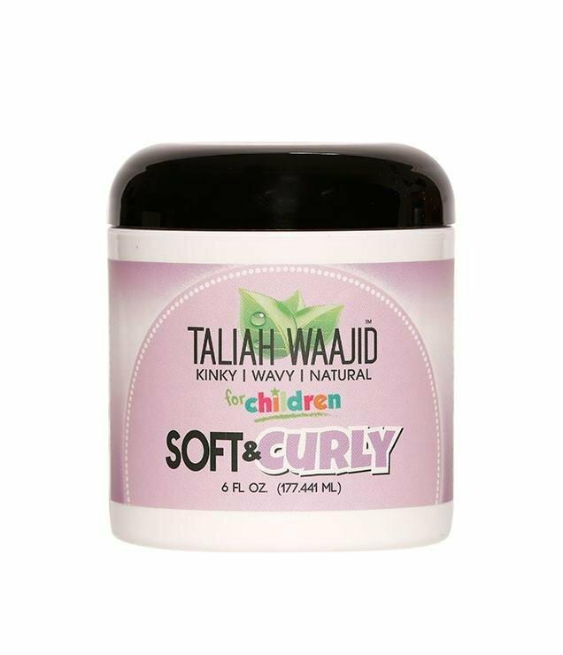 Taliah Waajid Soft and Curly 6 oz Children's Products Taliah Waajiid
