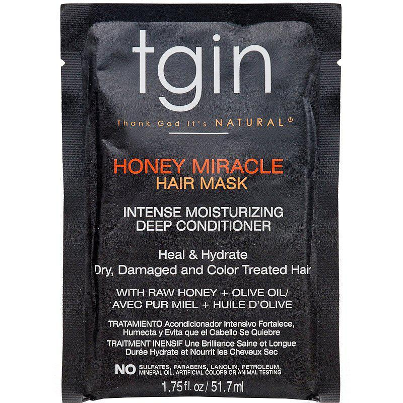 tgin Honey Miracle Hair Masque For Natural Hair Masques TGIN 1.75 oz