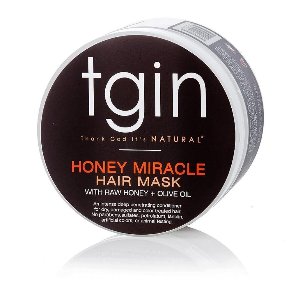tgin Honey Miracle Hair Masque For Natural Hair Masques TGIN 2 oz