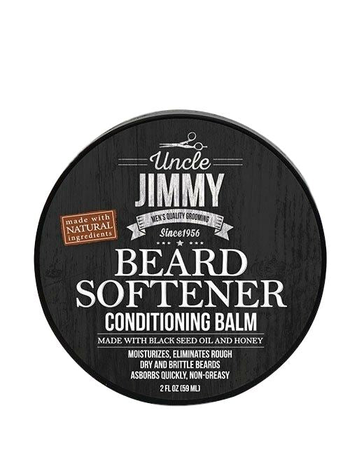 Uncle Jimmy Beard Softener 2oz Men's Products Uncle Jimmy