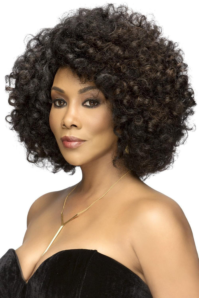 Vivica A. Fox Synthetic Wig Roots Beauty Club Outlet