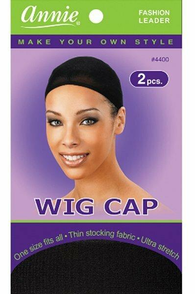 Wig Cap - Black Wig Products Annie