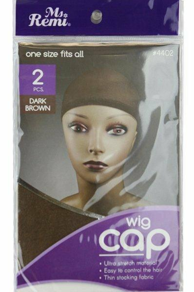Wig Cap - Brown Wig Products Ms Remi