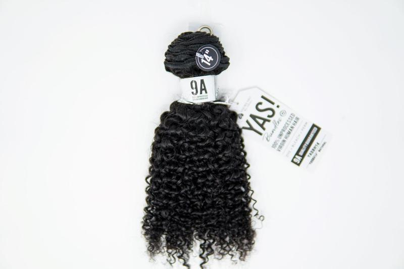 "YAS! 100% Remi Human Hair Bundles Single Pack Bohemian Curl 22"" Beauty Club Outlet"