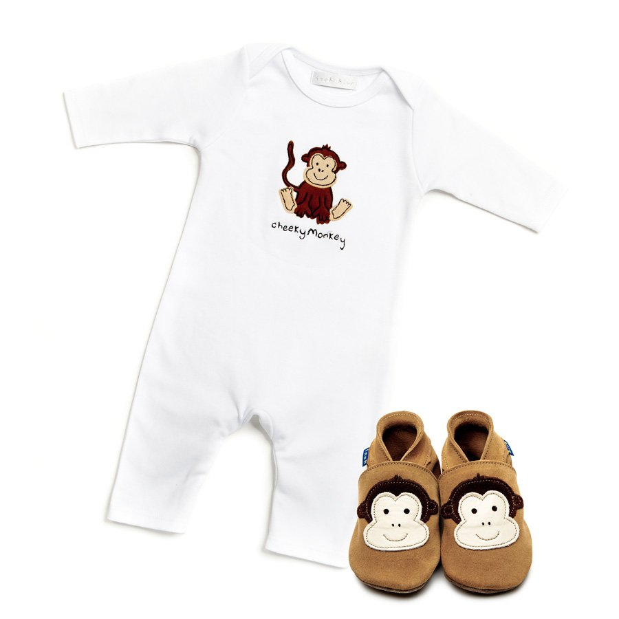 Cheeky Monkey Giftset - Wild Atlantic Living
